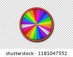 vector realistic fortune... | Shutterstock .eps vector #1181047552