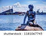 copenhagen  denmark   july 10 ...   Shutterstock . vector #1181067745