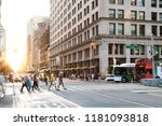 new york city   june  2018 ... | Shutterstock . vector #1181093818