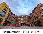 quayside a beautiful part of... | Shutterstock . vector #1181103475