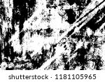 grunge rough dirty background.... | Shutterstock .eps vector #1181105965