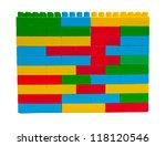 Children Lego Brick Toy...