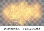 white sparks glitter special... | Shutterstock .eps vector #1181230255