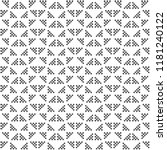 vector seamless pattern.... | Shutterstock .eps vector #1181240122