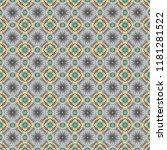 mandalas on the background.... | Shutterstock . vector #1181281522