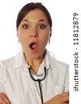 female doctor   Shutterstock . vector #11812879