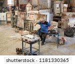 barcelona spain   september 17 ... | Shutterstock . vector #1181330365