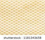 wafer texture  baked crispy...   Shutterstock . vector #1181343658