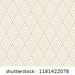 vector abstract seamless... | Shutterstock .eps vector #1181422078