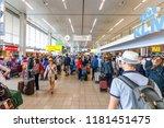 amsterdam  netherlands   june...   Shutterstock . vector #1181451475