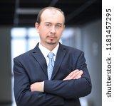 close up.successful businessman ...   Shutterstock . vector #1181457295