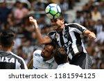 rio de janeiro  brazil ...   Shutterstock . vector #1181594125