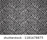 abstract geometric pattern with ... | Shutterstock .eps vector #1181678875