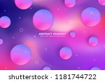 colorful abstract background....   Shutterstock .eps vector #1181744722