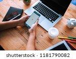 rayong thailand   september 17  ...   Shutterstock . vector #1181790082