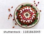 Christmas Festive Pound Cake...