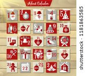Christmas Advent Calendar Or...