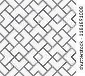 vector seamless pattern.... | Shutterstock .eps vector #1181891008