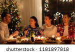 holidays and celebration... | Shutterstock . vector #1181897818