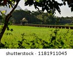 the beautiful area of hpa an | Shutterstock . vector #1181911045
