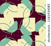abstract vector background.... | Shutterstock .eps vector #1181934085