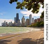 chicago  usa   september 17 ... | Shutterstock . vector #1181994178