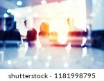 group of business partner... | Shutterstock . vector #1181998795