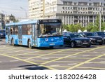 moscow  russia   august 27 ...   Shutterstock . vector #1182026428