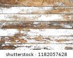 vintage white wood background   ...   Shutterstock . vector #1182057628
