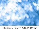 blue bokeh background | Shutterstock . vector #1182091255