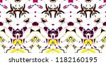 colorful seamless pattern for...   Shutterstock . vector #1182160195