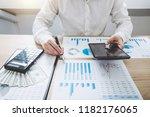 finances saving banking concept ...   Shutterstock . vector #1182176065