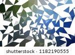 dark blue  green vector... | Shutterstock .eps vector #1182190555