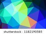 light blue  green vector... | Shutterstock .eps vector #1182190585