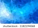 light blue vector abstract... | Shutterstock .eps vector #1182194068