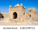 the baku ateshgah or fire... | Shutterstock . vector #1182198712