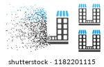 company buildings icon in... | Shutterstock .eps vector #1182201115