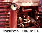 Old Hot Rod Engine