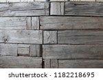 wood texture background | Shutterstock . vector #1182218695
