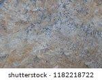 natural rock wall texture... | Shutterstock . vector #1182218722