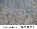 natural rock wall texture... | Shutterstock . vector #1182218725