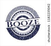 blue booze distress grunge... | Shutterstock .eps vector #1182235042
