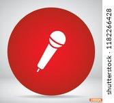 microphone icon vector 10 eps...