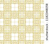 art deco seamless background.   Shutterstock .eps vector #1182348058