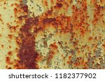 close up of abstract grunge... | Shutterstock . vector #1182377902