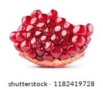 Pomegranate. Pomegranate...