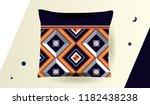 ethnic pattern design for... | Shutterstock .eps vector #1182438238