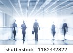 group of young business people...   Shutterstock . vector #1182442822