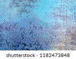 blue grunge background. dust... | Shutterstock . vector #1182473848
