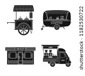 vector design of market and...   Shutterstock .eps vector #1182530722